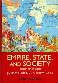<b>Empire</b>, State, and Society : <b>Jamie L</b>. <b>Bronstein</b> : 9781405181815