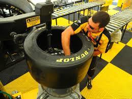 dunlop reveals recipe for a winning race tire european car magazine epcp 1108 03 o dunlop recipe winning race tire tire technician