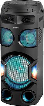 Портативная акустическая система <b>Sony MHC</b>-<b>V72D</b>, черный ...