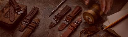 <b>Genuine Leather</b> Watch Straps / Watch <b>Bands</b> | WatchGecko
