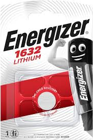 <b>Батарейка Energizer Lithium CR1632</b> 1 шт/бл E300844101 - цена ...