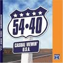 Casual Viewin' USA album by 54-40