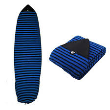 Geekbuzz <b>Surfboard Sock Cover</b> Strentch Knit Point Nose Surfboard ...