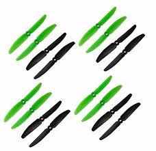 HOBBYTIGER <b>5030 5x3</b> Propeller Glass Fiber Nylon Props for 250 ...