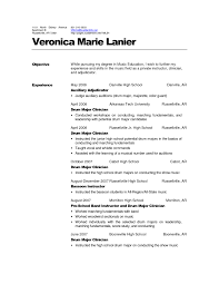 Examples Of Resumes   Certified Professional Resume Writing