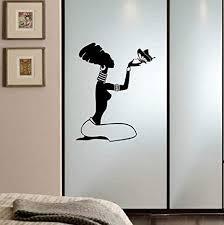 africa style vinyl art design elephant religious wall mural native ornament sticker home bedroom decor y 813