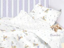 Детское <b>постельное белье</b> в кроватку