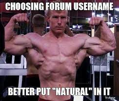 Lying Juicer meme - Bodybuilding.com Forums via Relatably.com