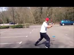 <b>Heavy Duty Tennis</b> Training Tool - YouTube
