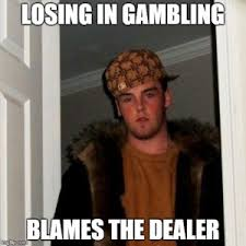 8 Types of Gamblers - In Memes | by Droid Slots via Relatably.com