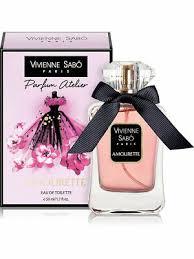<b>Vivienne Sabo</b> / Parfum Atelier, AMOURETTE <b>EAU DE</b> TOILETTE ...