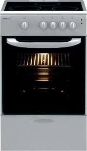 Кухонная <b>плита Beko FCS</b> 47007 S, серебристый