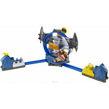 Игровой набор Mattel <b>Hot Wheels Готэм Сити</b> Бэткейв
