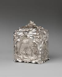 Paul de Lamerie | <b>Sugar box</b> | British, London | The Metropolitan ...