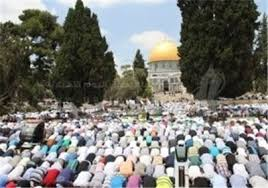 Image result for فراخوان حماس برای تحصن گسترده فلسطینیان در مسجدالاقصی