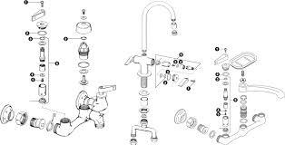 kohler bathroom faucet parts