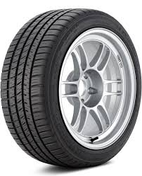 <b>Michelin Pilot Sport</b> A/S 3+ (W- or Y-Speed Rated)