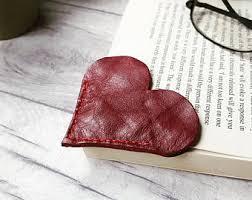 Heart <b>bookmark</b>   Etsy