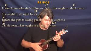 ticket to ride the beatles ukulele cover lesson in g chords ticket to ride the beatles ukulele cover lesson in g chords lyrics