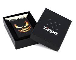<b>Зажигалка Zippo</b> Black Matte 28439