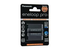 <b>Аккумулятор ААА Panasonic</b> Eneloop HR03 930mAh 2шт купить ...