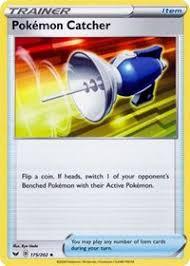<b>Pokemon Catcher</b> - SWSH01: Sword & Shield Base Set, Pokemon ...
