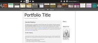 how to create an electronic portfolio foliotek presentation help creating a portfolio step one