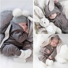 <b>OKLADY</b> Newborn Baby Winter <b>Clothes</b> Coat 6M <b>Toddler</b> Winter Girl ...