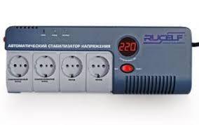 <b>Стабилизатор напряжения RUCELF SRW-500-D</b>