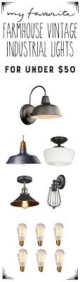 my favorite farmhouse vintage industrial lights for any room in your home under 50 awesome vintage industrial lighting fixtures remodel