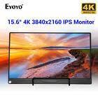 """<b>Eyoyo 15.6</b>"""" <b>Inch</b> 4K IPS HDMI <b>Monitor</b> 178 Degree USB-C <b>Screen</b> ..."""