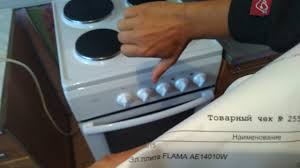 Не покупайте эту <b>электроплиту Flama</b> AE14010W - на что ...