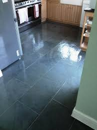 Slate Flooring For Kitchen Maintaining A Slate Kitchen Floor In Shepperton South Middlesex