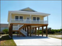 Custom Built Homes  Custom Built Coastal Homes  Single Family    Custom Built Coastal Stilt House   Single Family New Home Construction