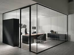 glass office divider partition ideas modern office design office partition designs