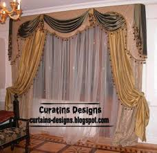 room curtains catalog luxury designs: luxury curtain design with luxury valance for bedroom