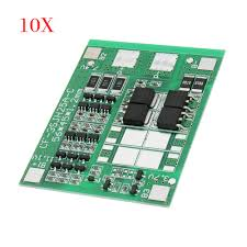 10pcs DC <b>12V 12A Three String</b> Battery Protection Board Panels ...