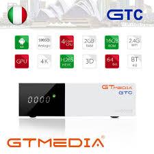 Online Shop <b>GTmedia GTC</b> Satellite Receiver <b>DVB</b>-S2 <b>DVB</b>-<b>C DVB</b> ...