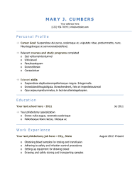 phlebotomy resume simple blue phlebotomy resume
