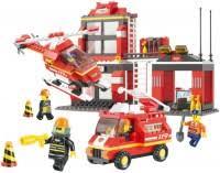 Sluban Fire Dispatching <b>Station</b> M38-B0225 – купить <b>конструктор</b> ...