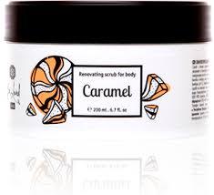 <b>Обновляющий скраб для</b> тела Caramel (Карамель) Be Loved ...