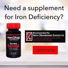 Diet - Iron Disorders Institute