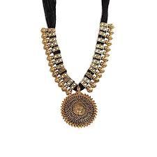Buy Kaizer <b>Jewelry Handmade</b> Oxidised German Silver Gold Tone ...