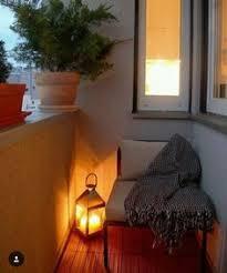 balcony balcony furnished small