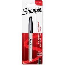 """<b>Маркер перманентный</b> """"Sharpie Fine"""" 1,0 мм, черный бренда ..."""