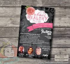 plexus chalkboard bouquet event flyer by thegraphicsnanny on plexus cabbage rose event flyer by thegraphicsnanny on