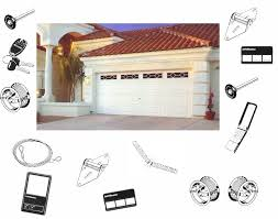 Image result for garage door opener  parts