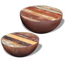 <b>Two Piece Bowl Shaped</b> Coffee Table Set – Novielo London