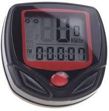 Aeoss <b>Waterproof Digital LCD</b> Computer Odometer Speed meter 14 ...