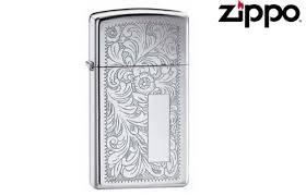 Купить <b>зажигалку Zippo</b> модель 1652 <b>Venetian</b> в магазине ...